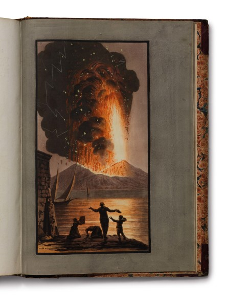 CAMPI PHLEGRAEI. OBSERVATIONS ON THE VOLCANOS OF THE TWO SICILIES, William Hamilton