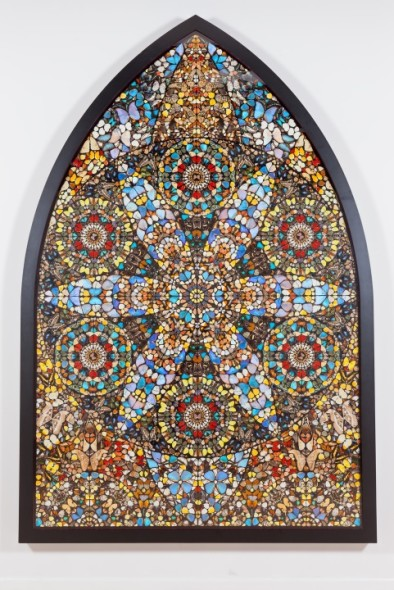 Damien Hirst, b. 1965 Disintegration - The Crown of Life, 2006 Estimate: $1,000,000-1,500,000