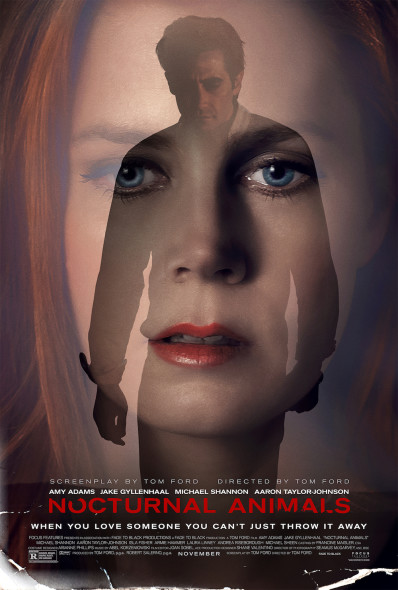 Nocturnal Animals locandina