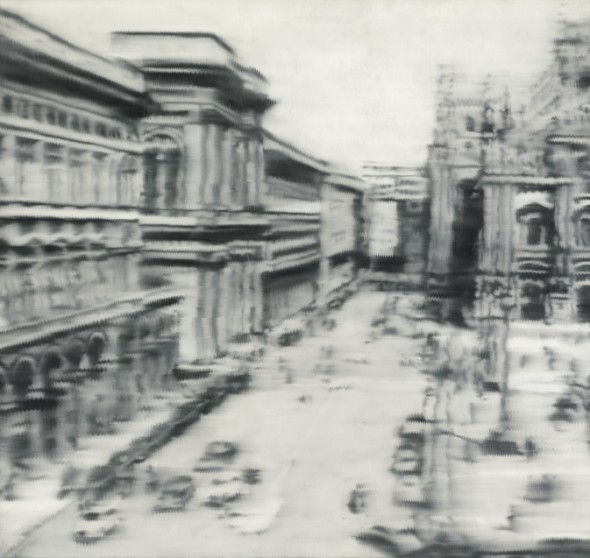 GERHARD RICHTER Domplatz, Mailand [Cathedral Square, Milan] (1968) Top price