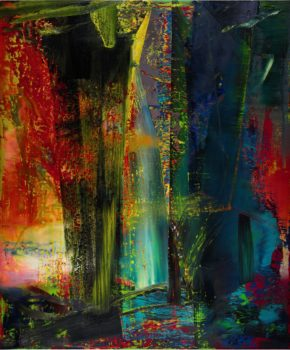 GERHARD RICHTER Abstraktes bild (1986) top price
