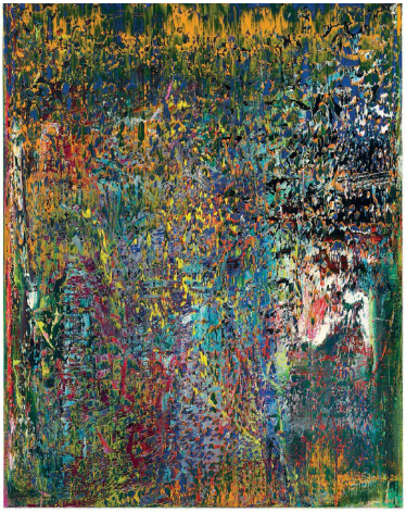 GERHARD RICHTER Abstraktes Bild (1989)  top price
