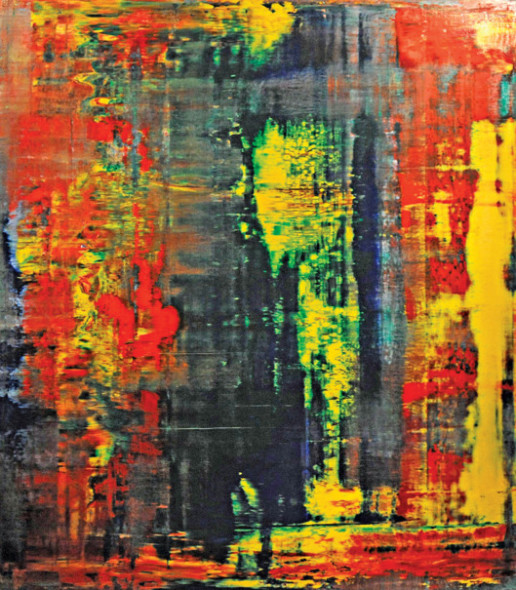 GERHARD RICHTER Abstraktes Bild (1994) Top price