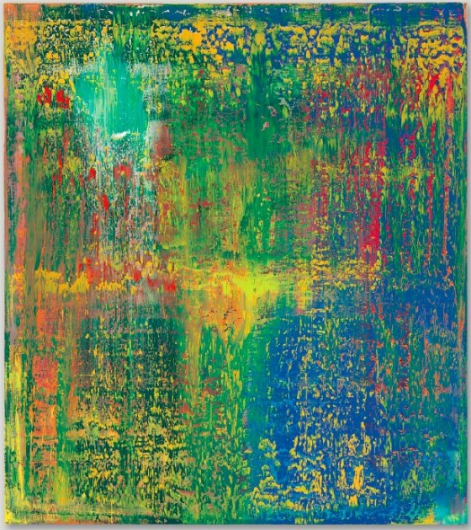 GERHARD RICHTER Abstraktes Bild (648-3) (1987) Top price