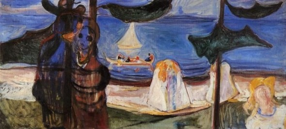 Edard Munch  Summer Day (1904-1908) top price