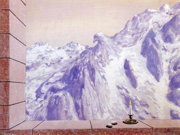 Rene Magritte Le Domaine of Arnheim Christie's