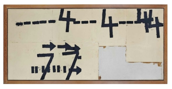 Jannis Kounellis Top Price 4