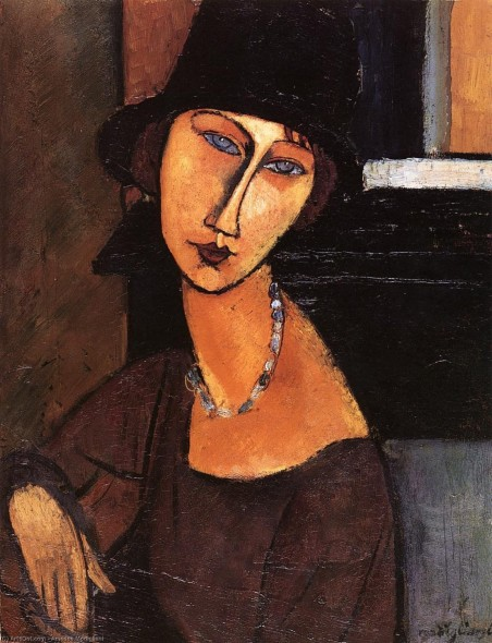 Amedeo_modigliani-jeanne_hebuterne_with_hat_and_necklace