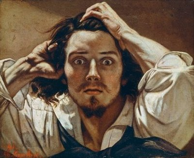 L'Autoritratto di Courbet