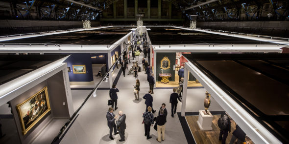 New York 22 ottobre 2016 TEFAF FALL NEW YORK 2016 - The Armory -