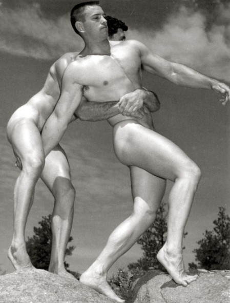 Tom of Finland & the Golden Age of Physique Photography