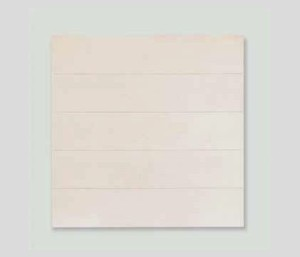 Lot 29 B Agnes Martin (1912-2004) Untitled II acrylic and graphite on canvas 72 x 72 in. (182.8 x 182.8 cm.) 	estimate $2,500,000 - $3,500,000  PRICE REALIZED USD 4,951,500