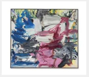 Lot 42 Willem de Kooning (1904-1997) Untitled II signed 'de Kooning' (on the reverse) oil on canvas Estimate USD 25,000,000 - USD 35,000,000 RITIRATO 77 x 88 in. (195.6 x 223.5 cm.) Painted in 1977.