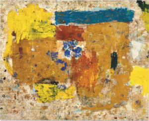 Lot 3 B Joe Bradley (B. 1975) Flattop oil on canvas 75 1/4 x 92 1/2 in. (191.2 x 234.9 cm.) 	estimate $1,000,000 - $1,500,000  PRICE REALIZED USD 1,207,500