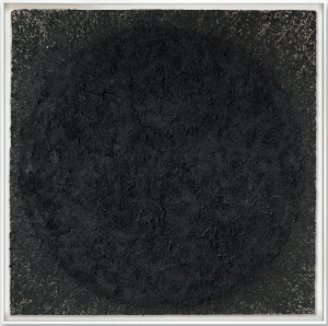 Lot 46 B Richard Serra (B. 1939) Artaud paintstick on handmade paper 78 3/4 x 78 3/4 in. (200 x 200 cm.) 	estimate $800,000 - $1,200,000  PRICE REALIZED USD 1,687,500