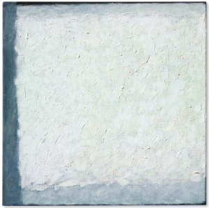 Lot 51 B Robert Ryman (B. 1930) Series #24 (White) oil and gesso on canvas 16 x 16 in. (40.6 x 40.6 cm.) 	estimate $1,200,000 - $1,800,000  PRICE REALIZED USD 1,807,500