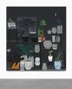 Lot 1 JONAS WOOD BLACK STILL LIFE Estimate   250,000 — 350,000 USD PRICE REALIZED 1,152,500 USD