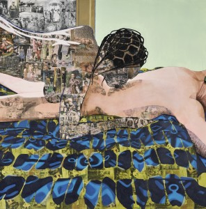 Lot 10 NJIDEKA AKUNYILI CROSBY THREAD Estimate   600,000 — 800,000 USD PRICE REALIZED   1,032,500 USD