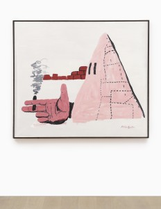 Lot 11 PHILIP GUSTON CIGAR Estimate   4,000,000 — 6,000,000 Lot Sold   6,537,500 USD