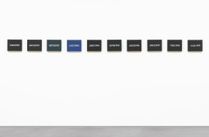 Lot 12 ON KAWARA UNTITLED (DECADE) Estimate   2,000,000 — 3,000,000 USD PRICE REALIZED  4,175,000 USD