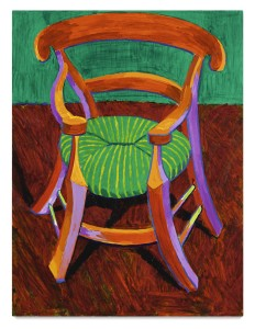 Lot 15 DAVID HOCKNEY GAUGUIN'S CHAIR Estimate   2,500,000 — 3,500,000 USD PRICE REALIZED  3,837,500 USD