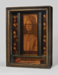Lot 16 JOSEPH CORNELL UNTITLED (MEDICI SERIES, PINTURICCHIO BOY) Estimate   4,000,000 — 6,000,000 USD PRICE REALIZED  4,212,500 USD