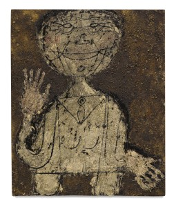 Lot 17 JEAN DUBUFFET GESTICULEUR Estimate   1,500,000 — 2,000,000 USD PRICE REALIZED  5,412,500 USD