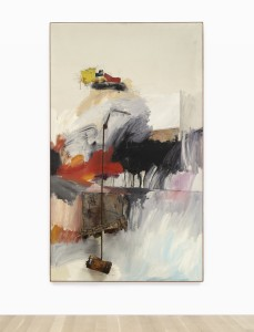 Lot 18 ROBERT RAUSCHENBERG RIGGER Estimate   8,000,000 — 12,000,000 USD PRICE REALIZED 12,275,000 USD