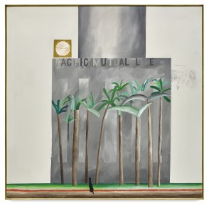 Lot 21 DAVID HOCKNEY BUILDING, PERSHING SQUARE, LOS ANGELES Estimate   6,000,000 — 8,000,000 USD PRICE REALIZED  7,887,500 USD