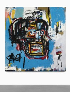 Lot 24 JEAN-MICHEL BASQUIAT UNTITLED Estimate   Estimate Upon Request PRICE REALIZED 110,487,500 USD