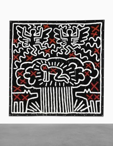 Lot 26 KEITH HARING UNTITLED Estimate   4,000,000 — 6,000,000 USD PRICE REALIZED 6,537,500 USD