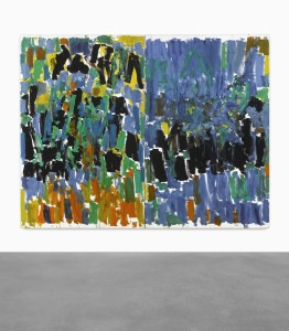 Lot 36 JOAN MITCHELL NO ROOM AT THE END Estimate   3,500,000 — 5,000,000 USD UNSOLD