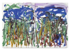Lot 39 JOAN MITCHELL UNTITLED Estimate   1,800,000 — 2,500,000 USD PRICE REALIZED 2,052,500 USD