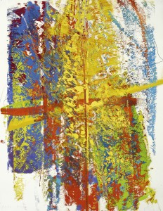 Lot 44 GERHARD RICHTER UNTITLED (5.4.86) Estimate   700,000 — 1,000,000 USD PRICE REALIZED  2,172,500 USD