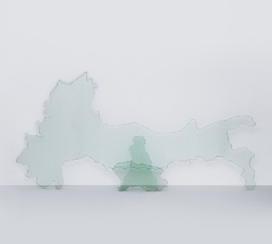 Lot 47 LUCIANO FABRO L'ITALIA DI CRISTALLO Estimate   1,000,000 — 1,500,000 USD PRICE REALIZED