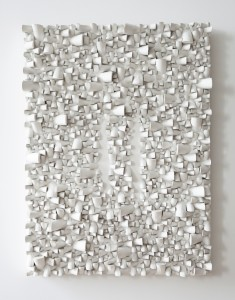 Lot 48 SÉRGIO CAMARGO UNTITLED (RELIEF NO. 19/46) Estimate   1,000,000 — 1,500,000 USD  PRICE REALIZED  1,572,500 USD