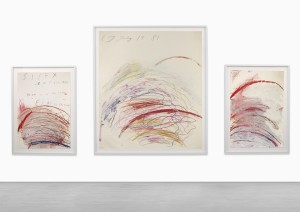 Lot 6 CY TWOMBLY SILEX SCINTILLANS Estimate   5,000,000 — 7,000,000 USD PRICE REALIZED 8,337,500 USD
