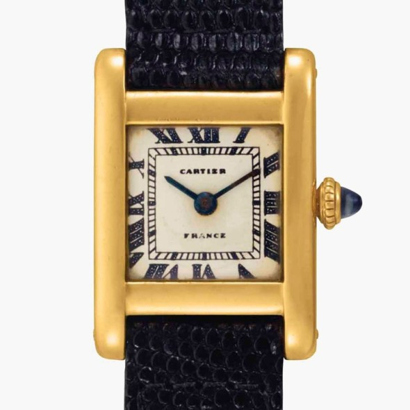 Cartier di Jacqueline Kennedy, Rare Watches and American Icons, Christie's, New York