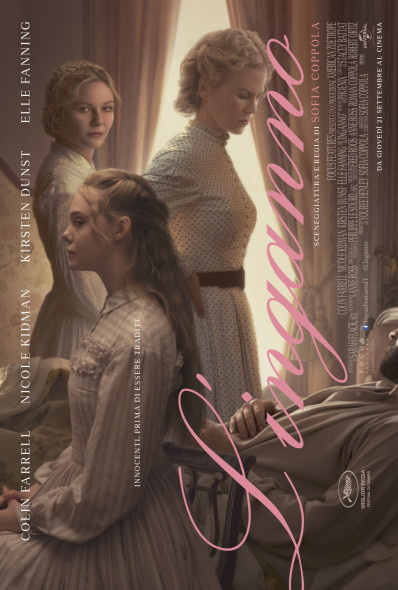 l'inganno the beguiled sofia coppola