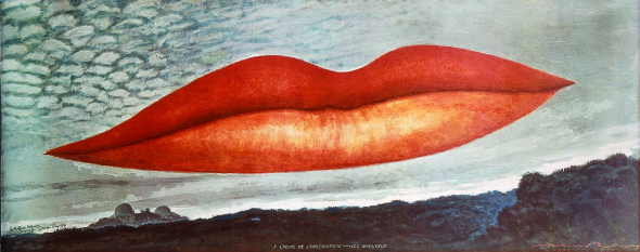 Man ray, Observatory Time - The Lovers, 1932-34/1964