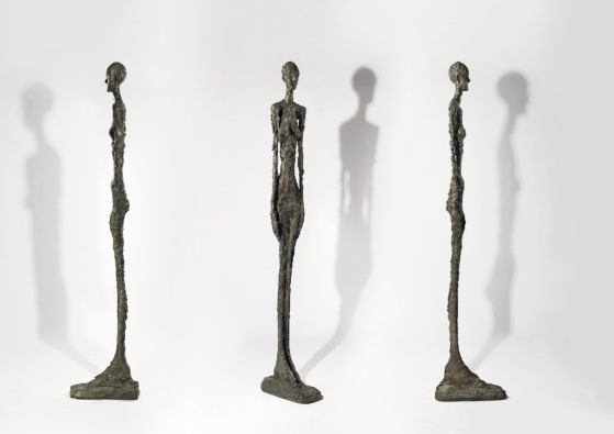 Alberto Giacometti  Grande femme II Price realised  € 24,907,500 Estimate On Request