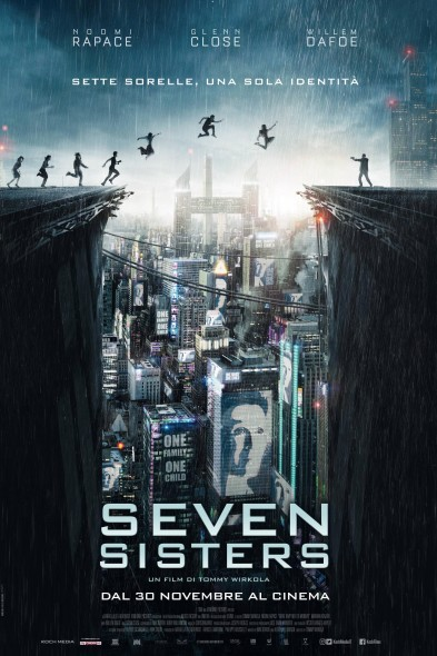 seven sisters - what happened to monday