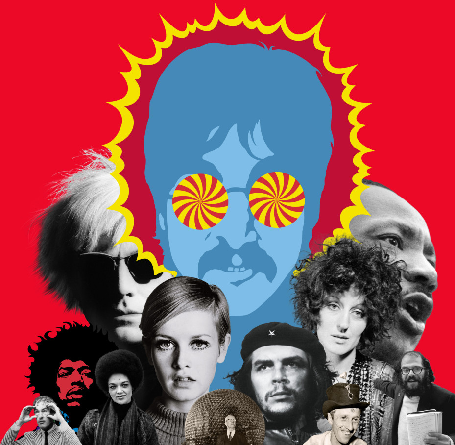 Revolution Records and rebels 1966-1970