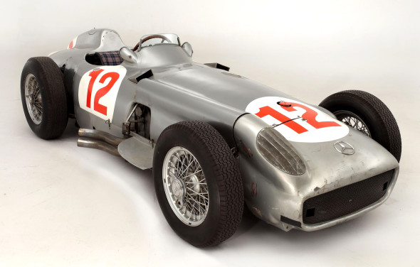 Mercedes-Benz W196R, 1954. Courtesy Bpnhams