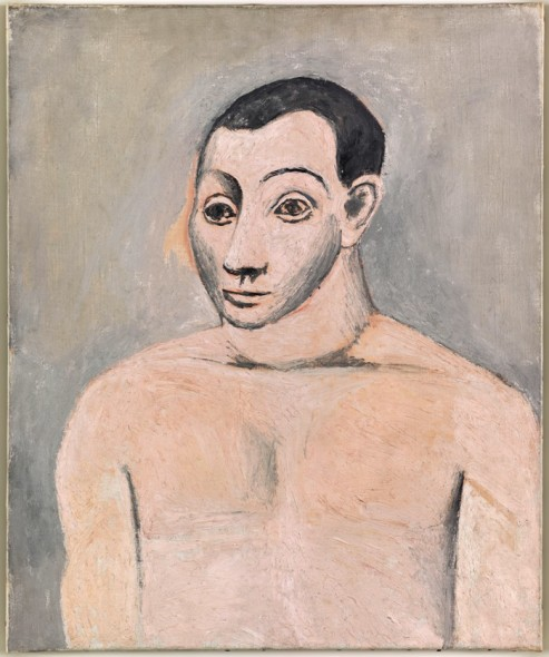 Pablo Picasso - Autoritratto, 1906 Musée National Picasso © Succession Picasso, by SIAE 2017