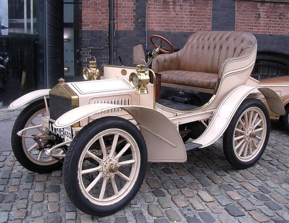 Rolls-Royce 10 hp Two-Seater