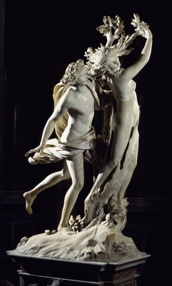 L'Apollo e Dafne di Bernini