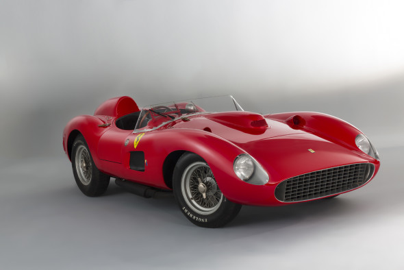 FERRARI 335S, SOLD 32 M€ in 2016, WORLD RECORD FOR A CAR AT AUCTION - © ARTCURIAL