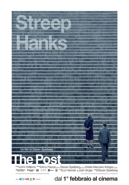 Steven Spielberg  The Post
