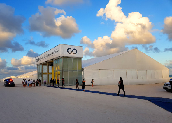 SCOPE ART FAIR MIAMI BEACH 2017